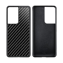 Load image into Gallery viewer, [PRE-ORDER] Samsung Galaxy S21, S21+ & S21 Ultra Phone Case | CARBON Edition-CarbonThat-Galaxy S21 Ultra **PRE-ORDER **-CarbonThat
