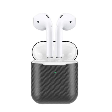 Apple Airpods Carbon Fibre Case Series 1/2 - Matte Finish - CarbonThat