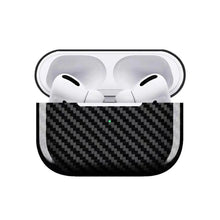 Load image into Gallery viewer, Apple Airpods Pro Carbon Fibre Case  - Gloss Finish - CarbonThat