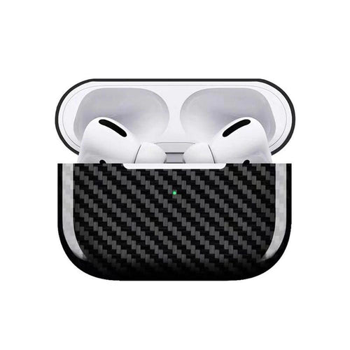 Apple Airpods Pro Carbon Fibre Case  - Gloss Finish - CarbonThat