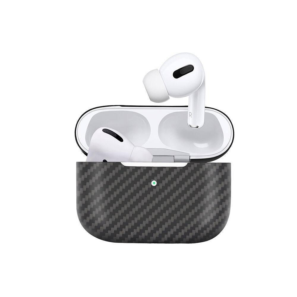 Apple Airpods Pro Carbon Fibre Case  - Matte Finish - CarbonThat