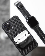 Load image into Gallery viewer, iPhone 11, 11 Pro & 11 Pro Max Phone Case | CARBON Edition-CarbonThat-iPhone 11 Pro Max-CarbonThat