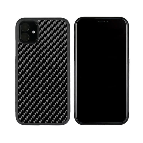 iPhone 11, 11 Pro & 11 Pro Max Phone Case | CARBON Edition - Gloss Finish - CarbonThat