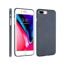 Load image into Gallery viewer, iPhone 7 & 8 Plus Phone Case | KEVLAR Edition V2-CarbonThat-CarbonThat