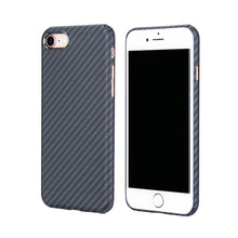 Load image into Gallery viewer, iPhone 7, 8, SE (2020) Phone Case | KEVLAR Edition V2-CarbonThat-CarbonThat