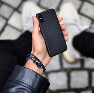 iPhone X & XS Phone Case | KEVLAR Edition V2-CarbonThat-iPhone X (Protective Ring)-CarbonThat