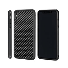 Load image into Gallery viewer, iPhone XS Max Phone Case | CARBON Edition - CarbonThat