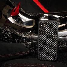 Load image into Gallery viewer, iPhone XS Max Phone Case | CARBON Edition-CarbonThat-CarbonThat