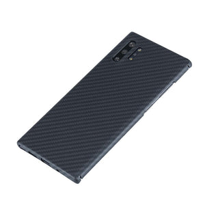 Samsung Galaxy Note 10+ Phone Case | KEVLAR Edition V2 - Matte Finish - CarbonThat