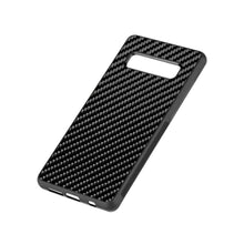 Load image into Gallery viewer, Samsung Galaxy S10 Phone Case | CARBON Edition - CarbonThat