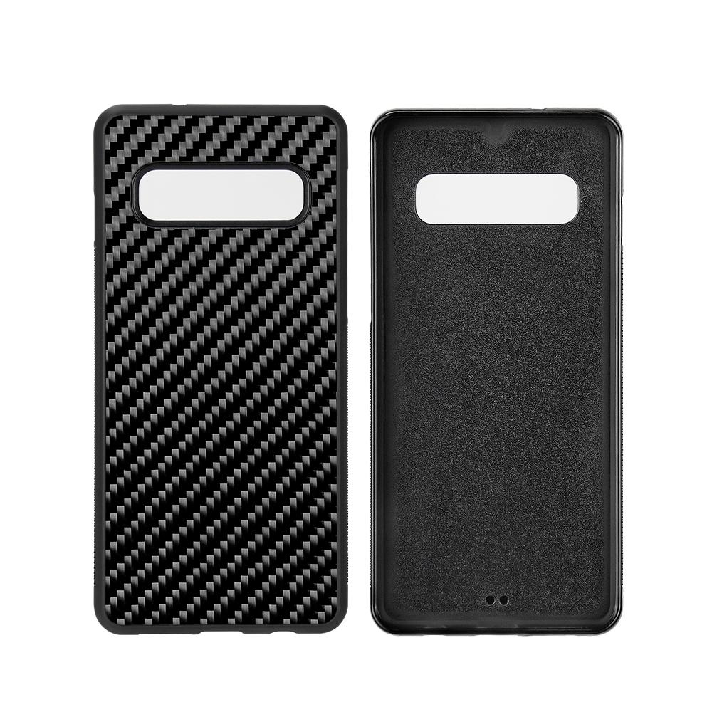 Samsung Galaxy S10 Phone Case | CARBON Edition - CarbonThat