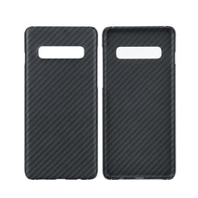 Load image into Gallery viewer, Samsung Galaxy S10+ Phone Case | KEVLAR Edition V2-CarbonThat-CarbonThat