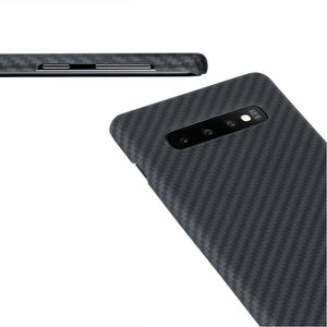 Samsung Galaxy S10+ Phone Case | KEVLAR Edition V2-CarbonThat-CarbonThat