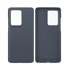 Load image into Gallery viewer, Samsung Galaxy S20, S20+ & S20 Ultra 5G Phone Case | KEVLAR Edition V2 - Matte Finish - CarbonThat