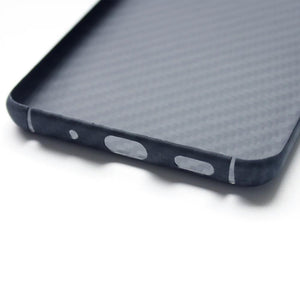 Samsung Galaxy S20, S20+ & S20 Ultra 5G Phone Case | KEVLAR Edition V2 - Matte Finish - CarbonThat