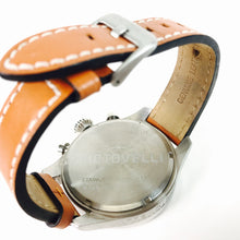 Load image into Gallery viewer, Chotovelli Aviator Pilot Men's Watch Chronograph display Italian Leather Strap 52.1100