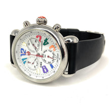 Load image into Gallery viewer, Michele CSX Day Carousel Stainless Steel Watch - MW03M00A0933