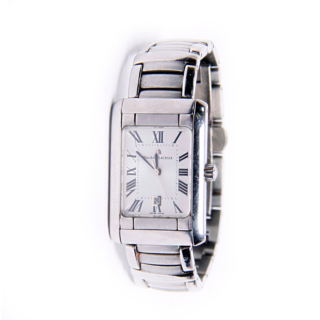 Maurice Lacroix Stainless Swiss Women's Watch
