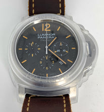 Load image into Gallery viewer, Panerai Luminor Daylight Firenze 1860 Stainless Steel Chrono Men's Watch