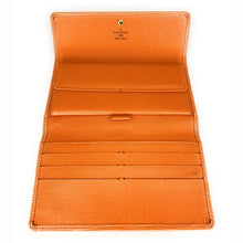 Load image into Gallery viewer, LOUIS VUITTON Epi Leather Porte Tresor International Wallet - Orange