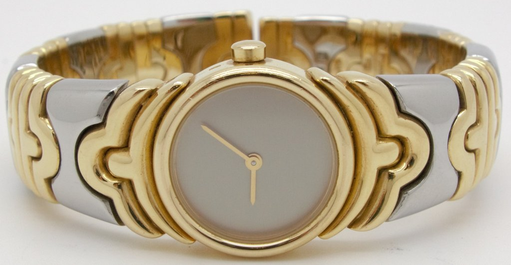 BVLGARI Acier BJ01, #G 31113, 86.5 GMS Watch