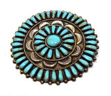 Load image into Gallery viewer, Southwestern / Native American Sterling Silver & Turquoise Jewelry (LOT)