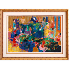 "Load image into Gallery viewer, Leroy Neiman (1921-2012) ""Desert Inn Baccarat"" Signed Serigraph"