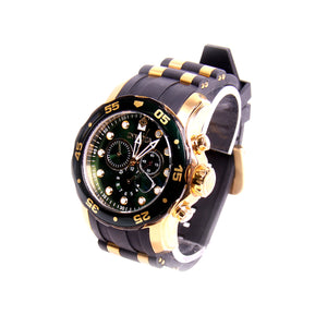 "Invicta Pro Diver ""Master of The Oceans"" Swiss Chronograph Mens Watch"