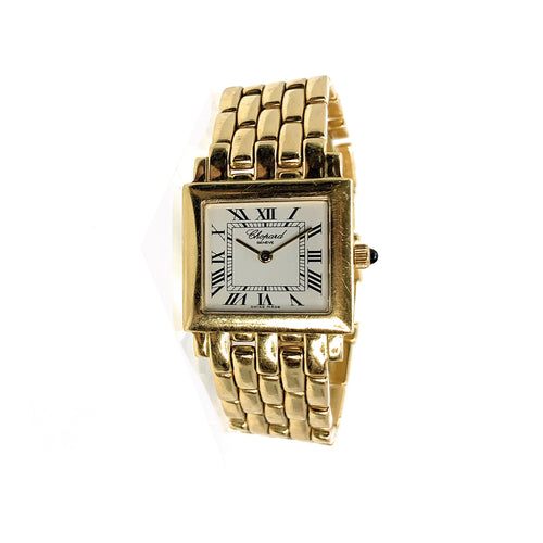 Chopard 18K Swiss Watch