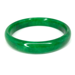 GORGEOUS Afghan Nephrite Jade Bangle Bracelet
