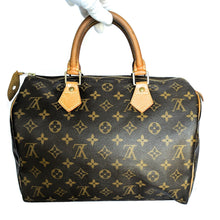 Load image into Gallery viewer, Louis Vuitton Vintage Monogram Canvas Speedy 30 Bag