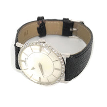 Load image into Gallery viewer, Longines Mystery Dial Diamond & 18K White Gold Women Watch 32mm