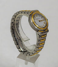 Load image into Gallery viewer, Ladie's Tiffany & Co. Stainless Steel & 18k Yellow Gold Watch