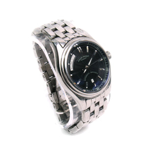 ARMAND NICOLET Stainless Blue Dial Automatic  Men's Watch