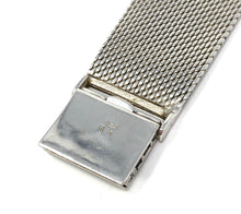 Load image into Gallery viewer, Women's Vacheron & Constantin 18k White Gold Mesh Band Watch