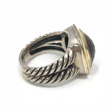 Load image into Gallery viewer, David Yurman 925 Sterling Silver 18K Gold Citrine Albion Ring