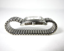 Load image into Gallery viewer, David Yurman T303-SST Mother Of Pearl & Diamond Thoroughbred Watch