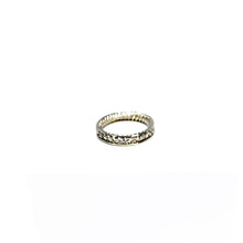 Load image into Gallery viewer, David Yurman Platinum Eden Diamond Eternity Wedding Band - 0.60ctw