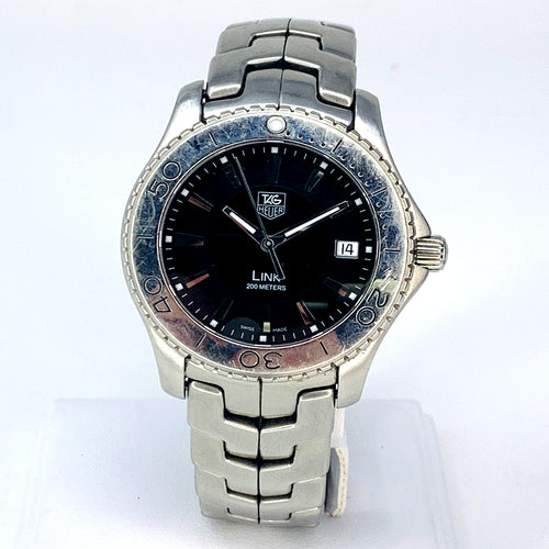 TAG Heuer Link Quartz WJ1110.BA0570 - Men's