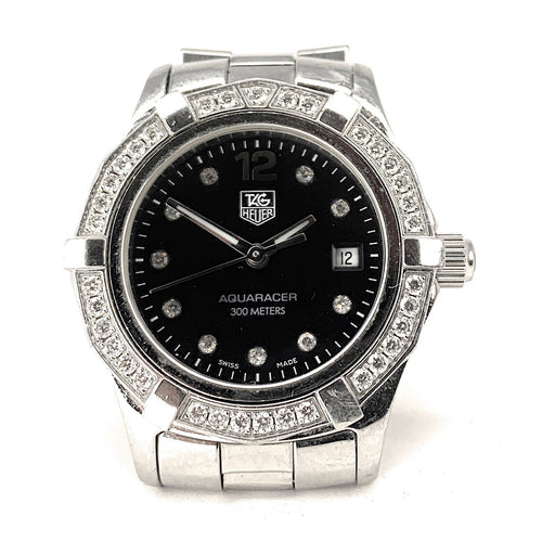 TAG Heuer Aquaracer 2000 Ladies Watch - WAF141D