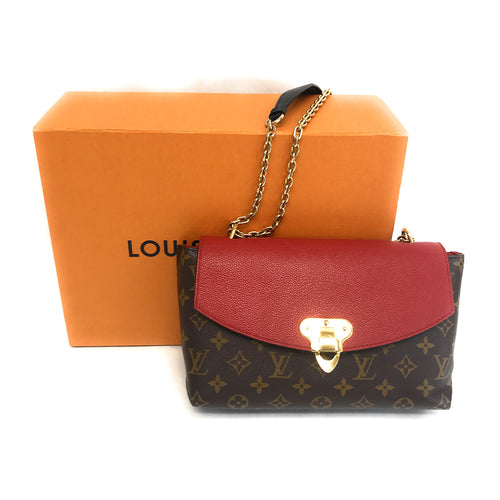 Louis Vuitton Flap Bags Saint Placide Monogram Cerise Cherry