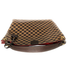 Load image into Gallery viewer, Louis Vuitton Damier Ebene Graceful MM Hobo Bag