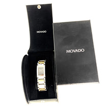 Load image into Gallery viewer, Ladies Movado Elliptica Watch - 84 H5 1431