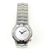 Load image into Gallery viewer, TAG Heuer Alter Ego WP1317.BA0751 - MOP Face & Diamond Bezel Watch - Women's