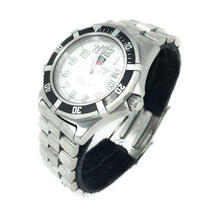 Load image into Gallery viewer, Men's Tag Heuer Carrera Caliber Professional WM1111 200m Stainless Steel Quartz Wristwatch
