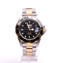 Load image into Gallery viewer, Men's Invicta Stainless Steel Two-Tone Pro Diver Watch