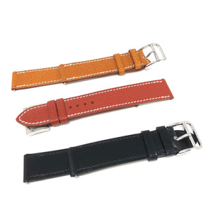 Hermes Belt Watch BE1.210 Leather Women's Watch W/ Multiple Bands