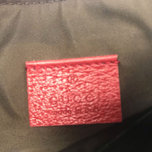 Load image into Gallery viewer, Gucci GG Supreme Monogram Tian Print Zip Pouch