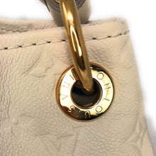 Load image into Gallery viewer, Louis Vuitton Monogram Empreinte Artsy MM Neige Hobo Bag, Creme