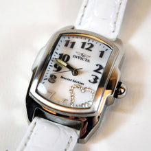 Load image into Gallery viewer, Invicta Lupah Tritnite White Banded Wrist Watch, Model 15114
